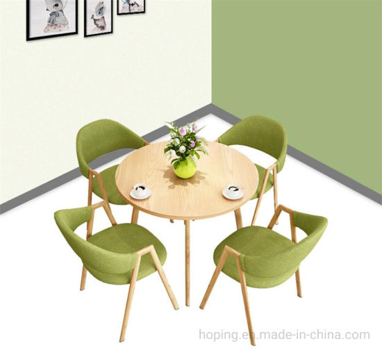 Customization Modern Wooden Metal Fabric Leather Table Chair Furniture for Hotel Restaurant Dining Room Bar Cafe Wholesale Stackable Party Banquet Chair