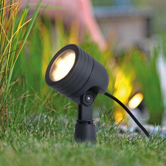 China Low Voltage 100 240v 10w 20w Ip65, Outdoor Spot Lights Garden