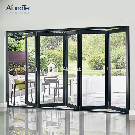 New Design Soundproof Folding Sliding Door For Backyard Get Latest Price