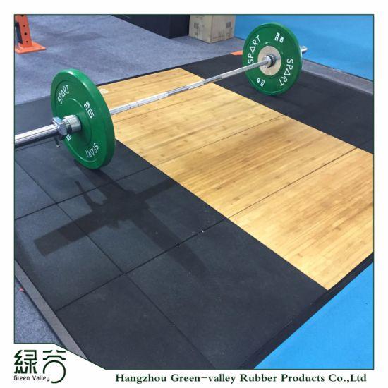 China Factory Customized High Density Gym Gravity Zone