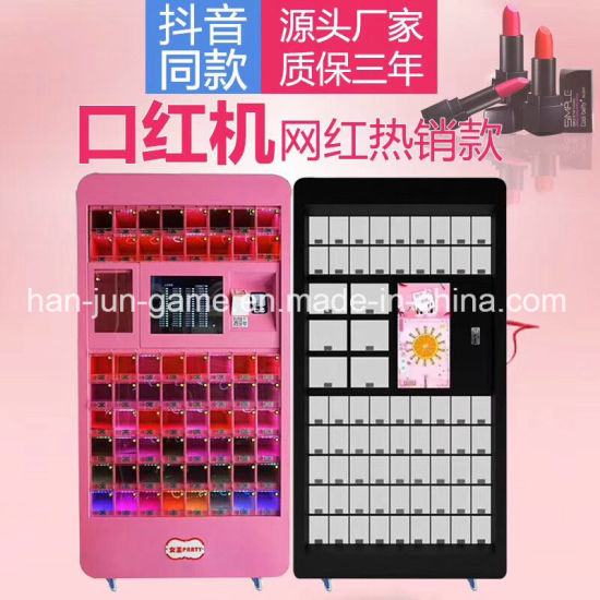New Lipstick Toys Vending Amusement Game Machine pictures & photos