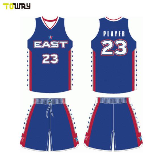 78634af4277 Latest Sportswear Custom Sublimated Cheap Basketball Uniforms Jerseys for  Men