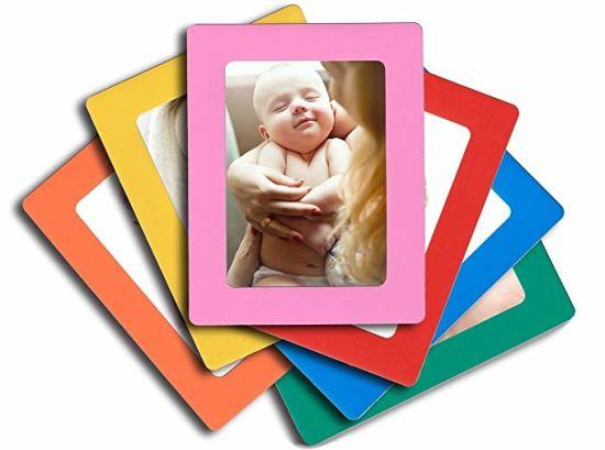 New Arrival Cute Baby Gift Soft PVC Photo Frame for Souvenir (024) pictures & photos