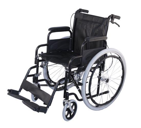 Heavy Duty Luxury Wheelchair for Extra Width