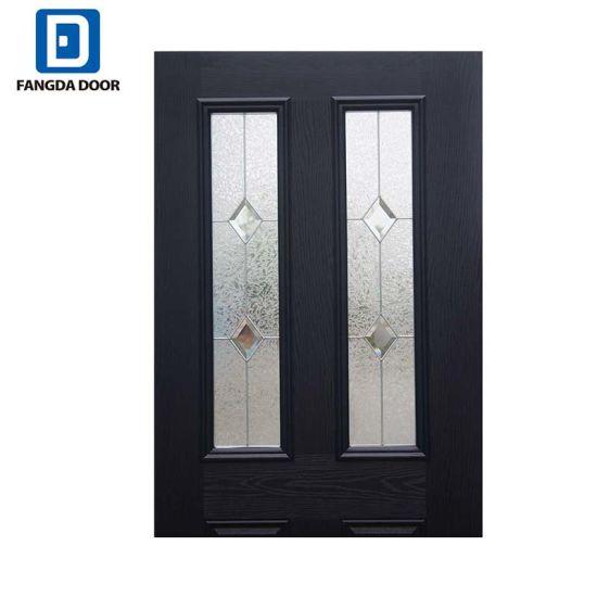 China Fangda European Style Exterior Composite Front Door ...