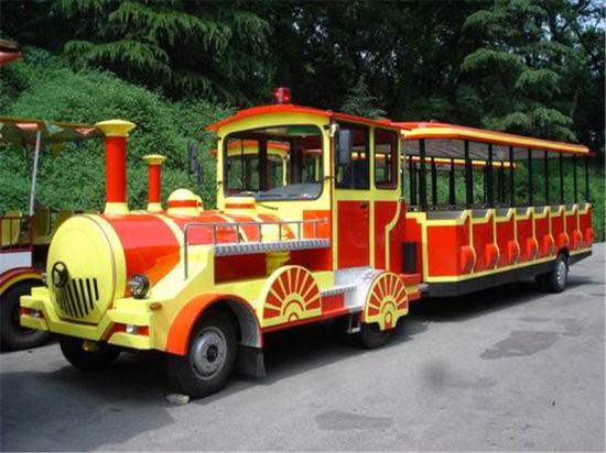 Sightseeing Train Tourist Train Amusement Rides