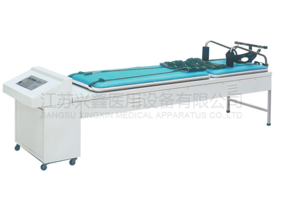 Medical Therapy Cervical Spinal Traction Bed