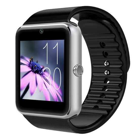 OEM Manufacturing 2019 Amazon Best Selling Smart Watch Phone Gt08 with SIM Card pictures & photos