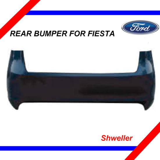 Rear Bumper For Ford Fiesta 2009 2010 2011 2012