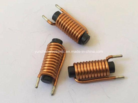 7*20mm RoHS High Quality Ferrite Rod Core Choke Coil Inductors