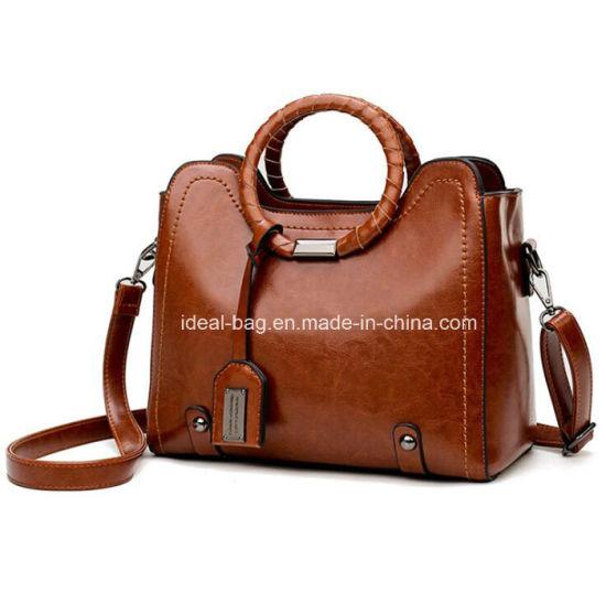 7c33530109 China Custom Round Weaving Hand Bag