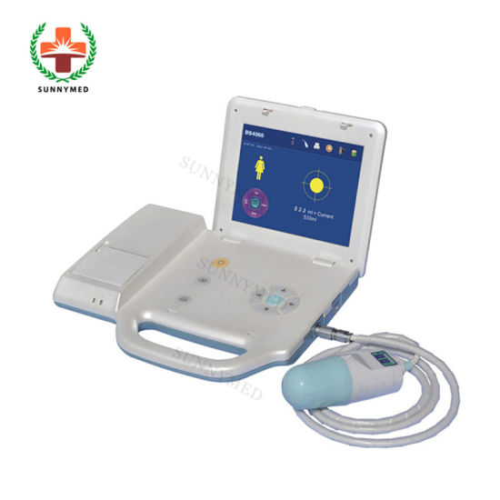 Sybs02 Medical Equipment Cheap Portable Ultrasound Bladder Scanner pictures & photos