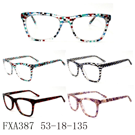 a03eb57232d6 China Most Popular Italy Design Acetate Eyewear Optical Frames ...