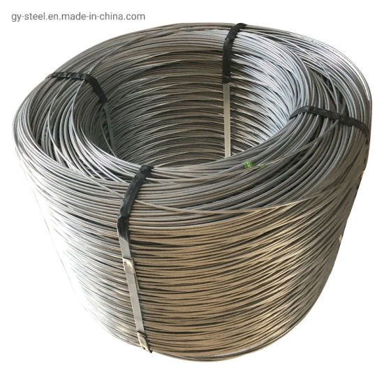 Gi Wire Electro Galvanized Hot Dipped Galvanized Steel Wire