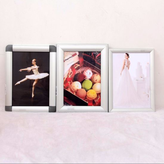 China Customized A0 Snap Art Frame Painting Aluminum Mirror Frame ...