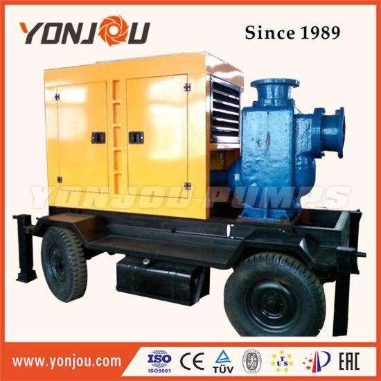 Yonjou Diesel Engine Water Pump
