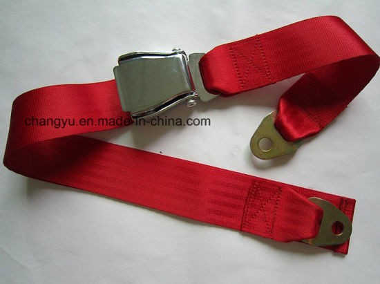 Stainless Steel Material Aircraft Safety Seat Belt pictures & photos