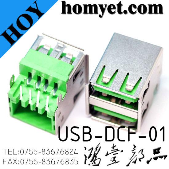 Super China Neworiginal Offset Type Dual Dip Right Angle A Type Usb Wiring Database Ilarigelartorg
