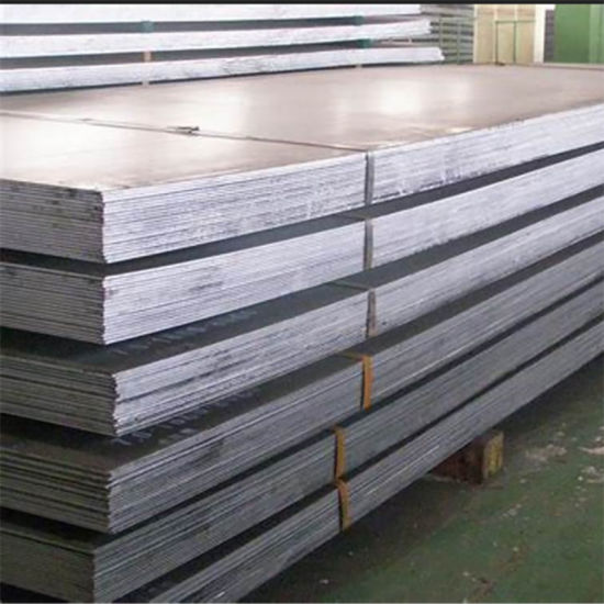 Factory Supplier Color Customized ASTM Grade Rolled Boiler Steel Sheet Plate for Good Price