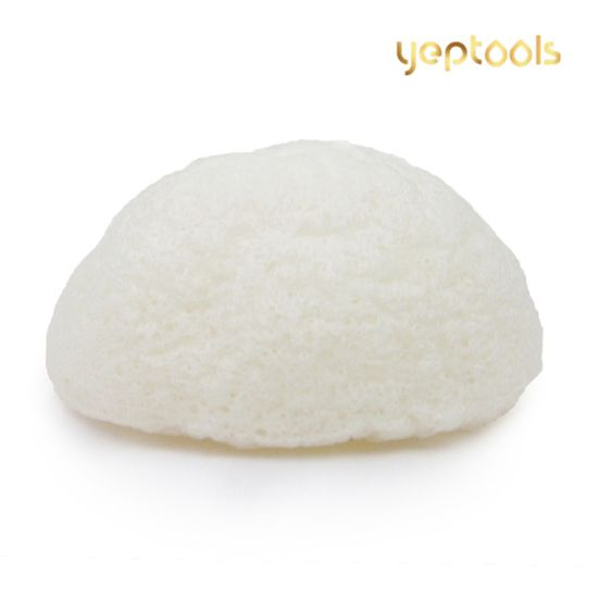 China Pure Konjac Extract Soft Deep Cleansing Gently Exfoliating