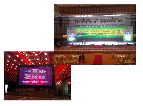 Chipshow Ah6 Full Color LED Wall Screen Indoor LED Display pictures & photos