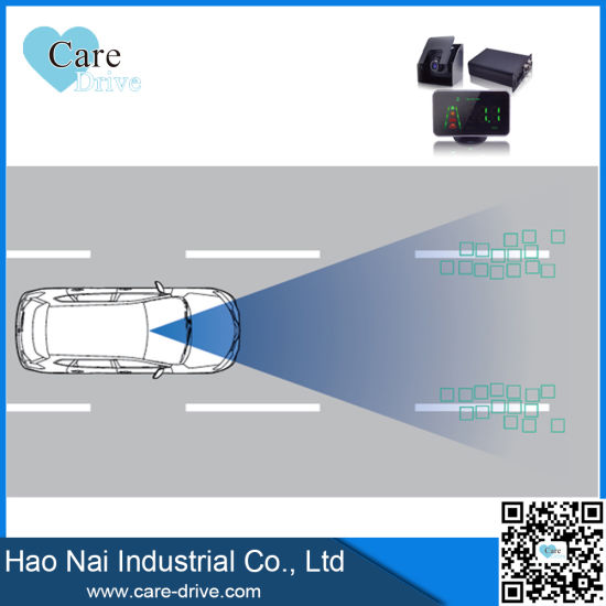 Vehicle Security Anti Collision System Fcw and Ldw for Truck and Bus Alarm Device pictures & photos