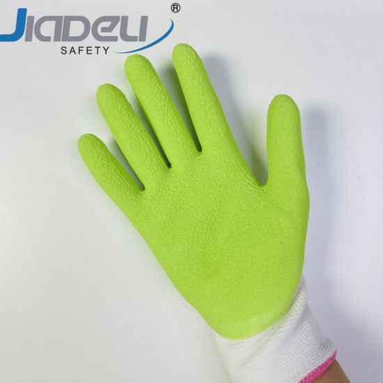 En 388 Non Slip Hand Protection Perfect Grip Good Resistance to Bacteria Gardening Gloves