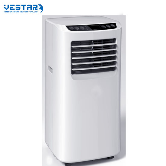 7000BTU R410A Fashion Style Heating and Cooling Portable Air Conditioner