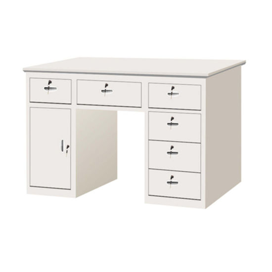 Office Table With Under Cabinet