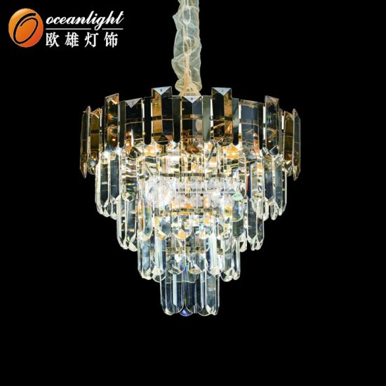 Crystal Lighting Pendant Chandelier Lamp Residential LED Light pictures & photos