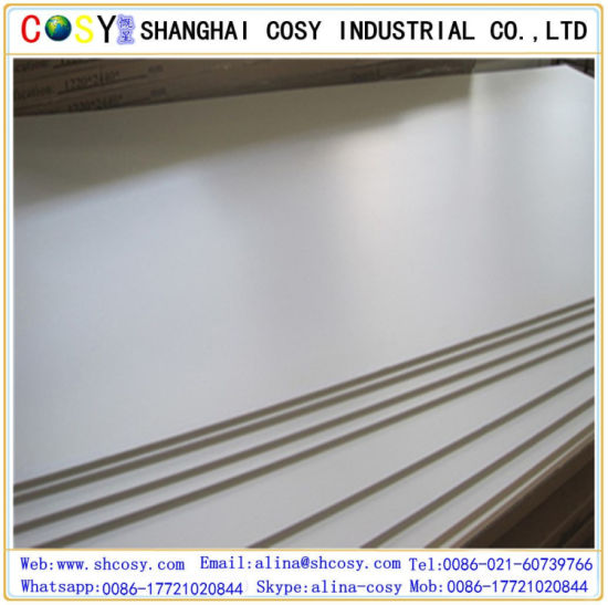 Excellent Advertising PVC Foam Board / PVC Celuka Foam Sheet with High Quality pictures & photos