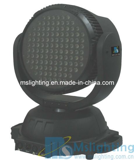 61*10W RGBW 4in1 LED Moving Head Wash Light
