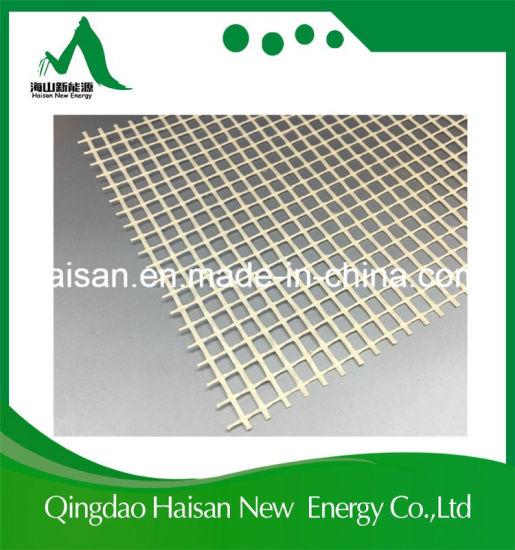 New Designed Mini Net Fiberglass Mesh for Concrete Well Cover