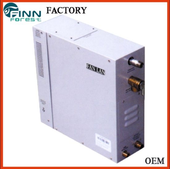 China Steam Room Mini Steam Bath Generator (FAN-60) - China Sauna ...