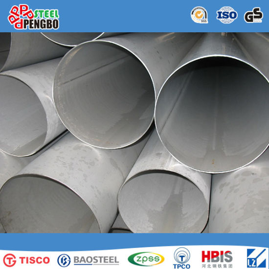 SUS304 GB Stainless Steel Pipe with High Quality pictures & photos
