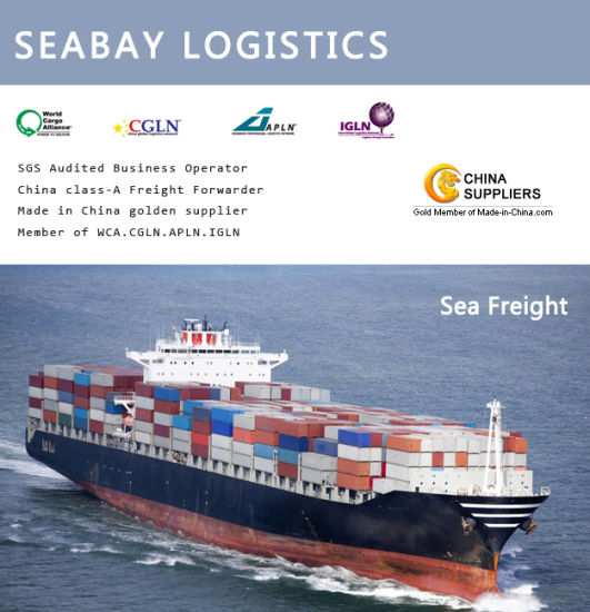 Sea Shipping From Guangzhou China to The United Kingdom