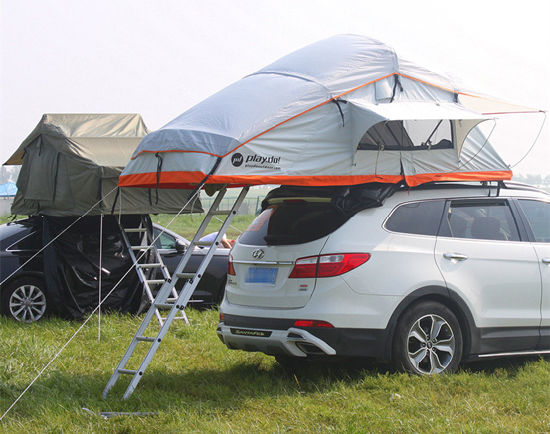 Easy Opened Waterproof Folding Roof Top Tent for SUV Car & China Easy Opened Waterproof Folding Roof Top Tent for SUV Car ...