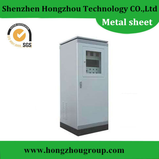 Galvanized Sheet Metal Case for Machine Cover pictures & photos