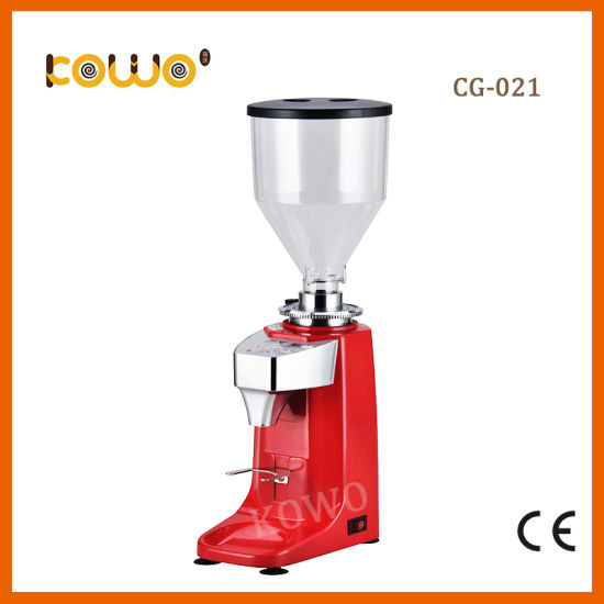 China Cg 021 High Quality Automatic Espresso Coffee Bean Grinder