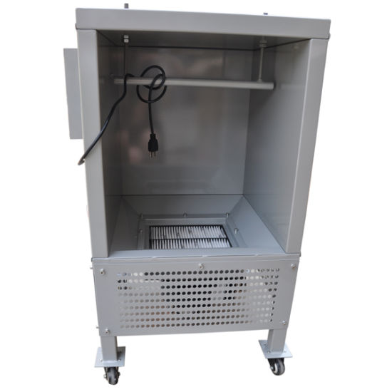 Manual Powder Coating Booth for Lab or Testing Powder Spray pictures & photos