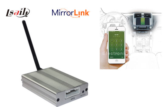 China Benz/BMW/Toyata WiFi Mirror Link Box for Android / iPhone