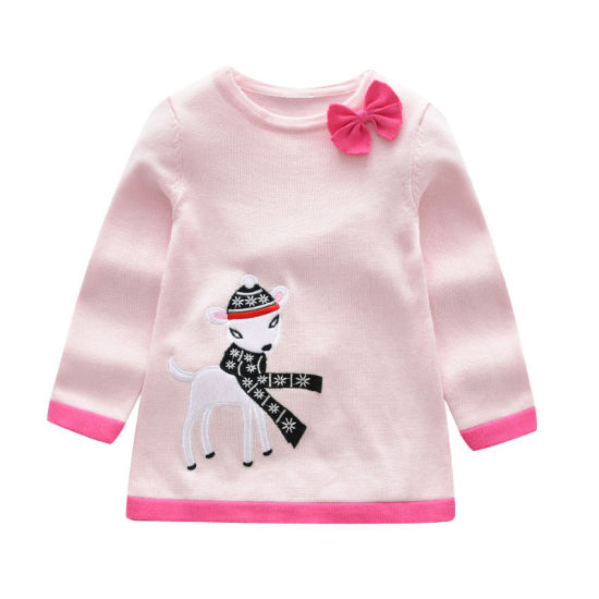 a5b9a8e133a0 China New Fashion Autumn Winter Hollow Pullover Baby Sweater Kids ...