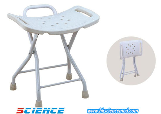 China Steel Foldable Shower Chair (SC-SC07(S)) - China Shower Chair ...