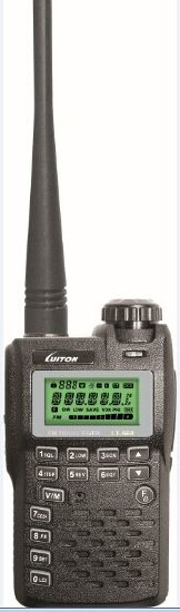 Luiton Ham Radio Lt-568 Walkie Talkie with 128 Channels pictures & photos