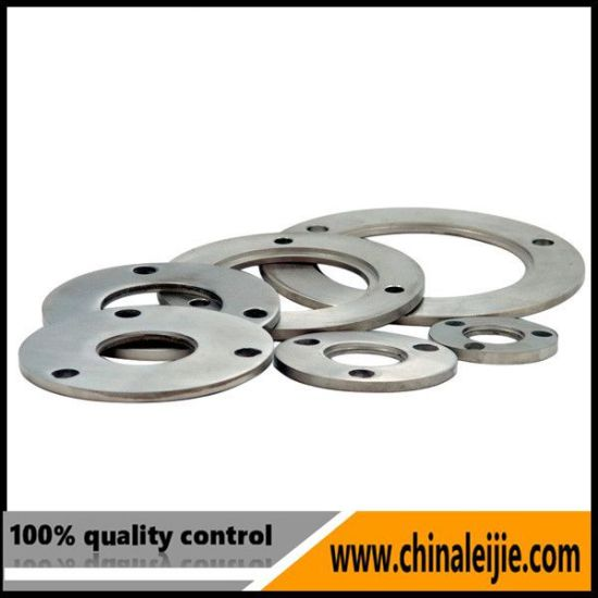 ISO Standard Stainless Steel Flange pictures & photos