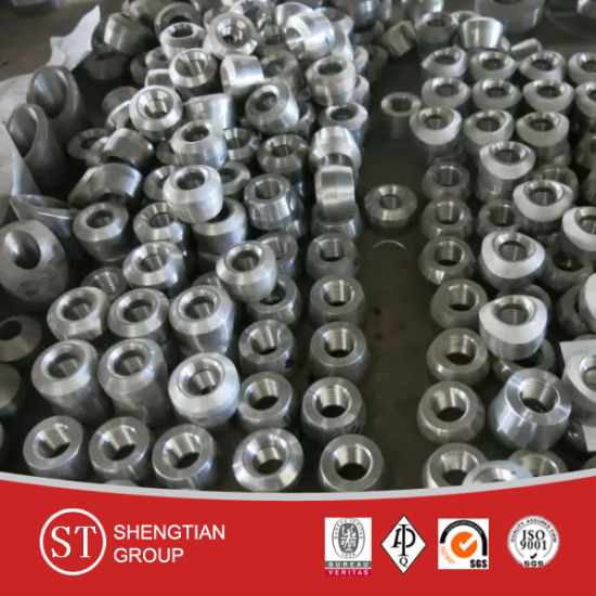 Carbon BSPT/NPT/API Lp Pipe Fitting Threadolet pictures & photos