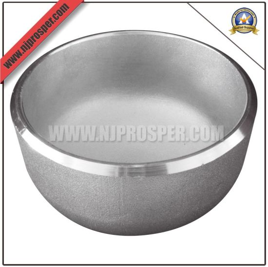 Stainless Steel Pipe Cap (YZF-F241)