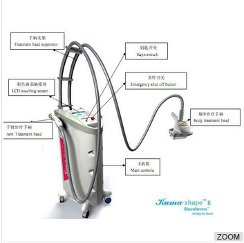 Best Cellulite Reduction Machine Vacuum Roller Body Massage for Beauty Salon pictures & photos