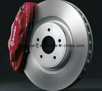 Dacromet Coated Brake Disc Rotors pictures & photos