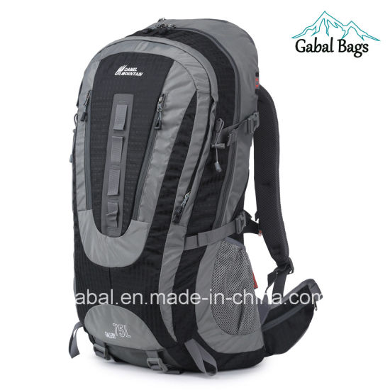 2bd536668a3 Camel Mountain Outdoor Climbing Travel Trekking Sports Bag Backpack  pictures & photos